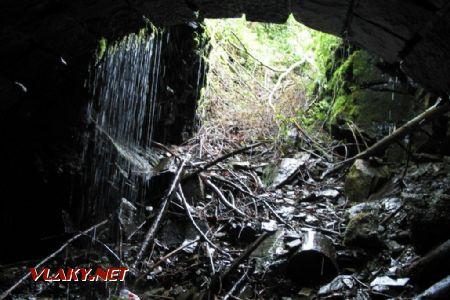 Nedobudovaná trať Tisovec - Revúca - Slavošovce