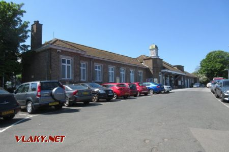Broadstairs Station