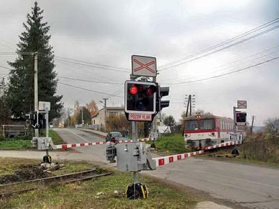 30.10.2007 - Druhý vlak naostro do Lučenca © štb