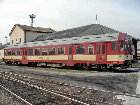 08.04.2006 - PJ Olomouc: odstavený 843.027-4 © PhDr. Zbyněk Zlinský