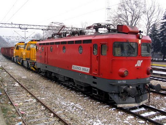 14.3.2006 - Bělehrad - Topčider: 441.703,  blíží se cíl  © Bednář