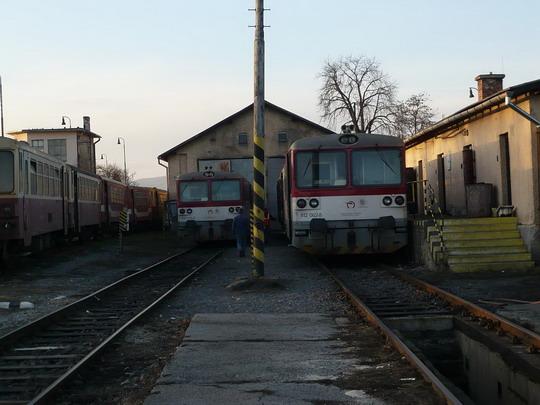 26.01.2008 - Lučenec: dnes už nikam nepôjdu.... © Jozef Michalko