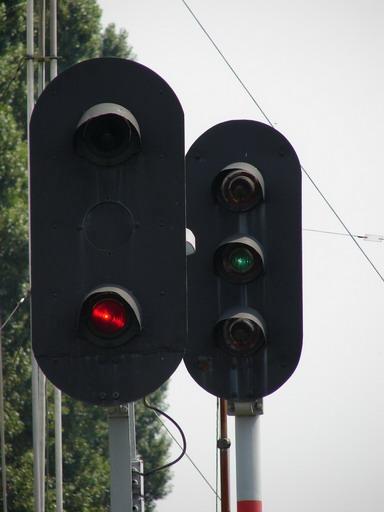 ESP – dve konštrukcie návestidiel uvádzané ako ESP, SignalMont Hradec Králové, 20. 7. 2007... © Ing. Marko Engler
