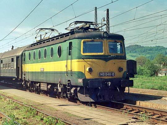 16.05.1994 - Púchov: 140.048 © Václav Vyskočil