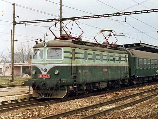 16.03.1995 - Barca: 140.074 Os 18507 © Václav Vyskočil