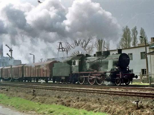 25.04.1996 - Wolstyn: Ok22-31, © Václav Vyskočil