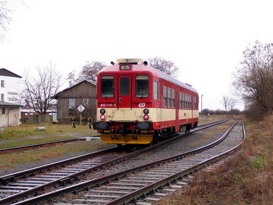 Tovačov, 1.3.2008: 842.019-2 © Rosťa Kolmačka