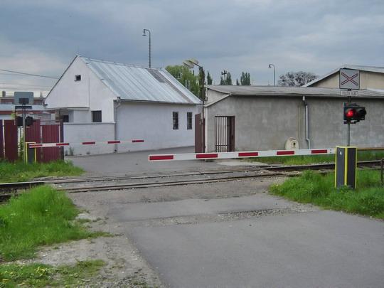 """Prešov - Priecestie """"BOBEK"""", 10.5.2006, © Tomáš Rotbauer"""