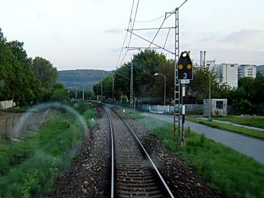 Priecestník pred Prešovom, 10.5.2006, © Tomáš Rotbauer