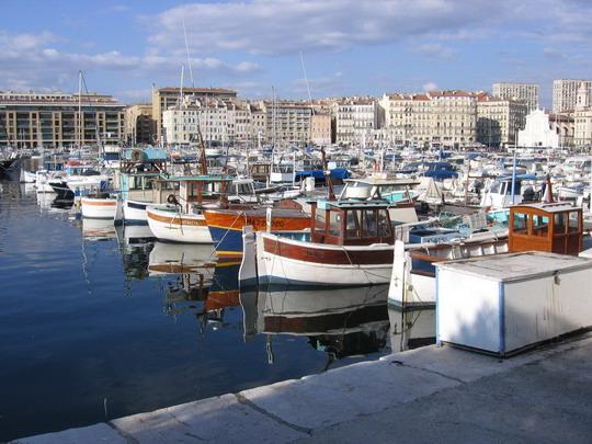 Marseille - Starý prístav, 8.3.2008 © František Halčák