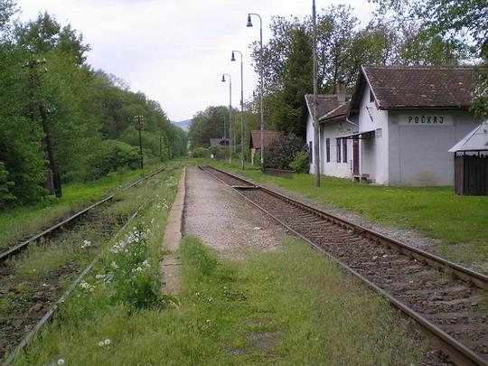 11.5.2008 - Počkaj: železničná stanica - pohľad od moldavského zhlavia © P.Nohavica