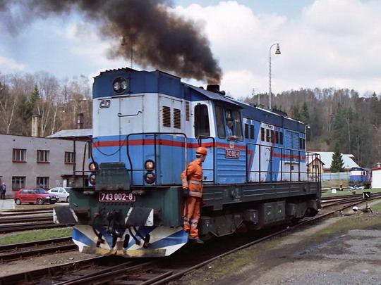 21.04.2004 - Tanvald 743.002,© Václav Vyskočil
