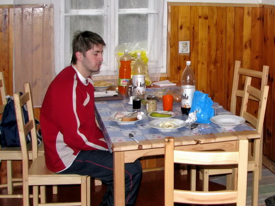 05.05.2008 - Východná: silně otrávený násilím vzbuzený Matthias © PhDr. Zbyněk Zlinský