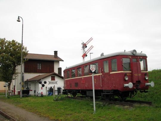 22.05.2008 - Rosice n.L.: Museum - celkový pohled © PhDr. Zbyněk Zlinský