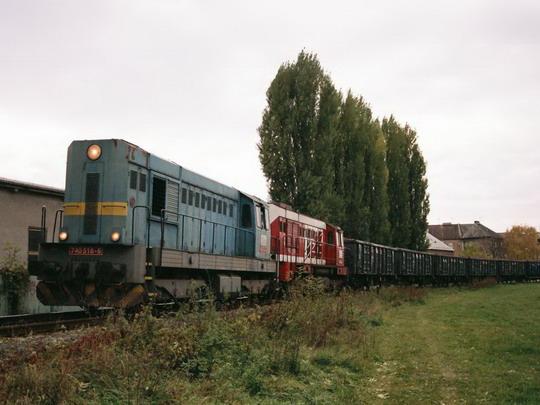 26.10.2007 - v Olomouci: 740.518+740.893 IDS © Radek Hořínek