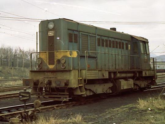 21.02.1997 - Úpr. uhlí Ledvice: T448.0570 (229), © Václav Vyskočil