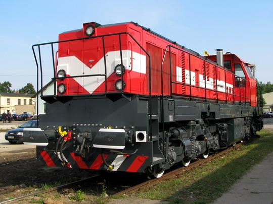 23.07.2008 - CZ LOKO Jihlava: 774.703-3 pro Sokolovskou uhelnou, a.s. © PhDr. Zbyněk Zlinský