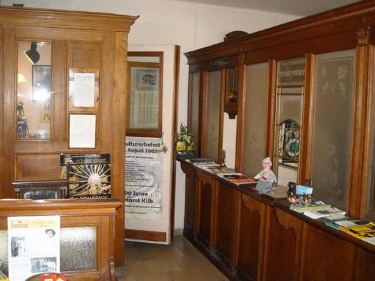 Küb, historická pošta, 15.8.2008, © Peter Žídek