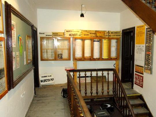 06.09.2008 - Interiér muzea a jeho exponáty, © Václav Vyskočil