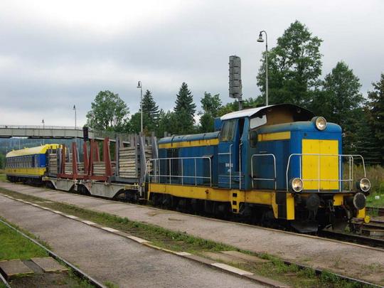 24.08.2008 - Meziměstí SM42.411 CTL, © Václav Vyskočil