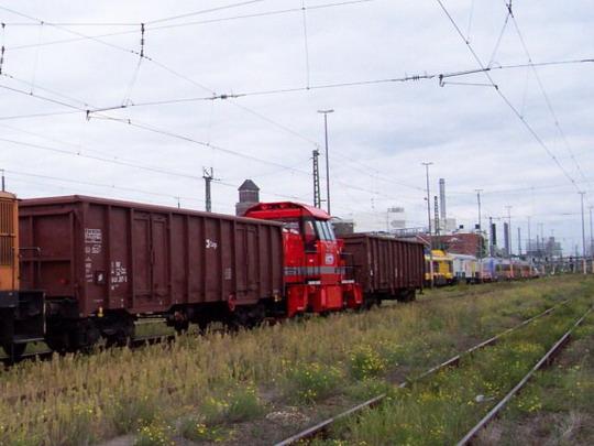 20.09.2008 - Moabit: 719.701-5 a další exponáty © Miloslav Bednář