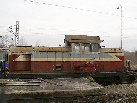 27.12.2008 - Jindřichův Hradec: odstavený Faur  © Mixmouses