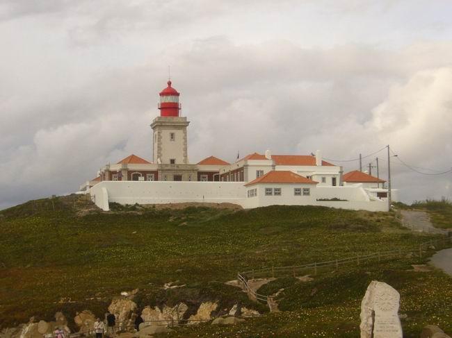 nezápadnější bod Evropy Cabo da Roca © Jiří Mazal