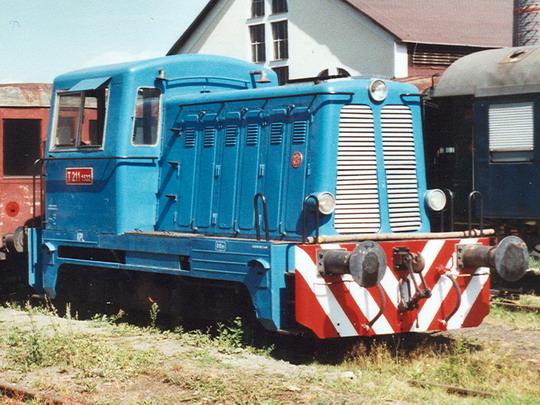 T 211.1532 v  Kamenickém Šenově roku 2003; zdroj: Wikipedia - ZOBRAZ!