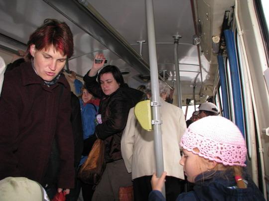 Cestou z Nového Hradce Králové k Terminálu hromadné dopravy © PhDr. Zbyněk Zlinský