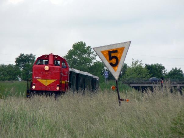 na šírej trati za Príbovcami, 30.5.2009
