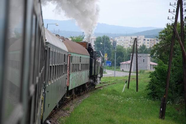 464.001 na trati do Nitrianskeho Pravna. 5. 6. 2009 ○ Ivan Wlachovský