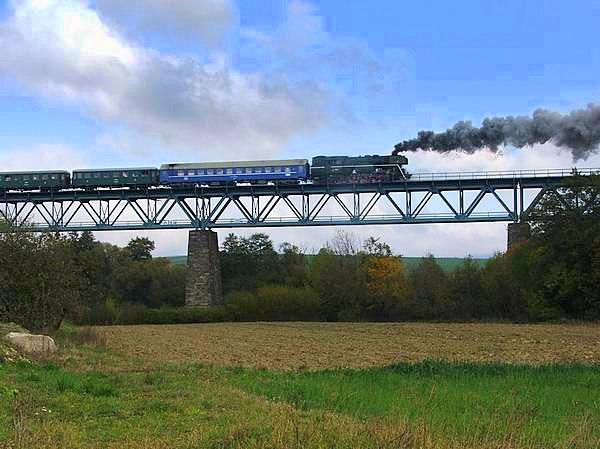 Devánsky viadukt. © MUDr. Luďka Wlachovská