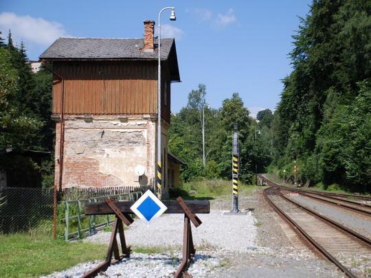 16.08.2009 - Branná: Muzeum železničního vodárenství © Radek Hořínek