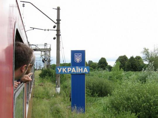 19.07.2009 - Prichádzame na Ukrajinu © František Hal�ák