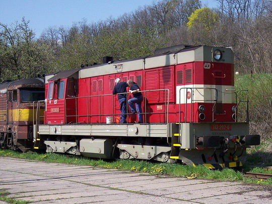25.4.2006 - Ml. Boleslav 742.292 © Václav Vyskočil