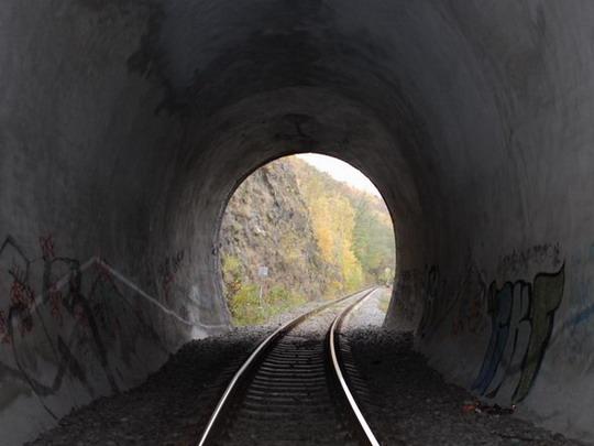 Světlo na konci tunelu © Radek Hořínek