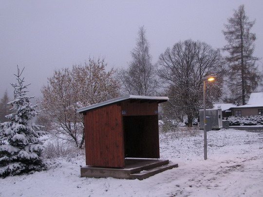 Zimní pohádka ve Stružinci (foto z Os 5301) © PhDr. Zbyněk Zlinský