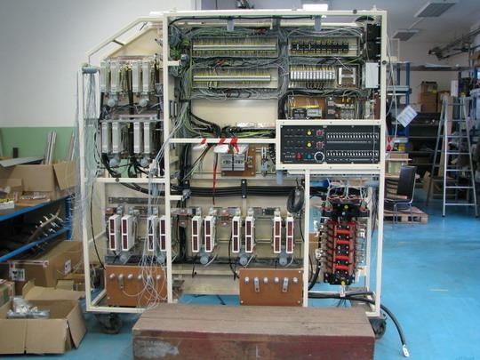 Zakázka pro ŽOS Zvolen ke stavbě dalšího stroje řady 756 (CZ LOKO Jihlava, 4.11.2209) © PhDr. Zbyněk Zlinský
