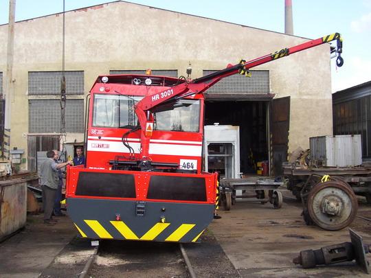 MUV 71.001  Sokolovské uhelné a.s. v Jihlavě dne 25.9.2003 © CZ LOKO