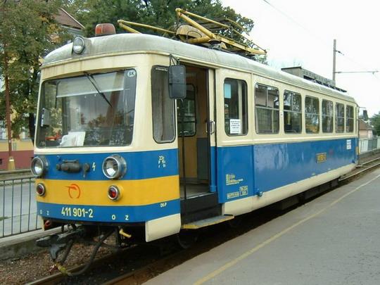 Tehdy vypadala 411.901 ovšem jinak (21.9.2004 - Trenčianska Teplá) © Karel Furiš