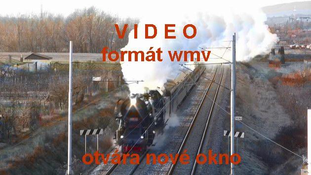 Video. 498.104 s mimoriadnym vlakom 30041 tesne za Svätým Jurom. 29. 12. 2009 © Boris Džurňák