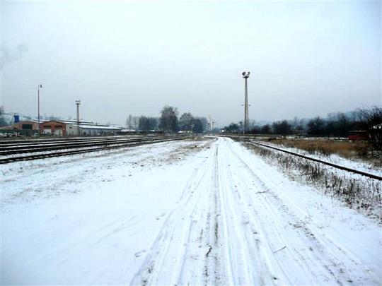 V Bylnici se stýká trať vinná a slivovicová © vlarsky-prusmyk