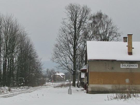 Železnice v Železnici © PhDr. Zbyněk Zlinský