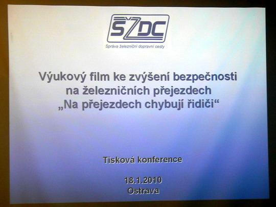 Úvod prezentace projektu © Karel Furiš