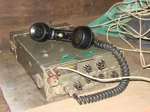 Rádiové spojenie z vagónu