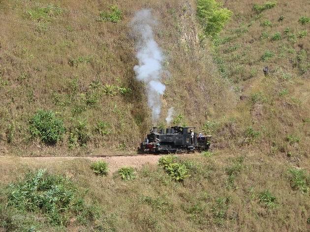 Parná lokomotíva č. 13