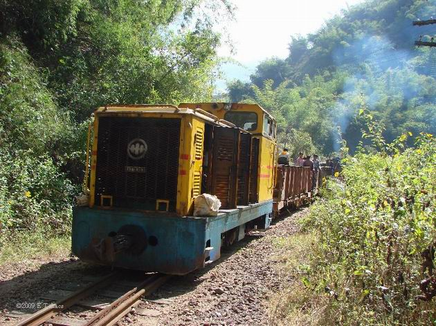 Dieslová lokomotíva