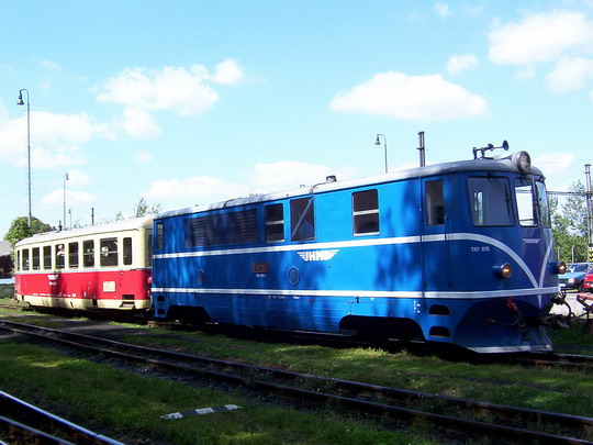 """Modernizované """"túčko"""" T 47.015 v čele Os 208 odjíždějícího z Jindřichova Hradce do Obrataně © PhDr. Zbyněk Zlinský"""