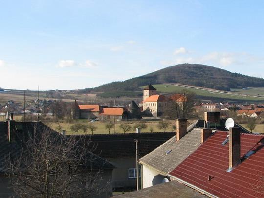 Vodní hrad Švihov (foto z Os 7523) © PhDr. Zbyněk Zlinský
