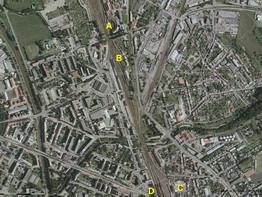 PJ Olomouc na fotomapě; zdroj: www.mapy.cz - ZOBRAZ!